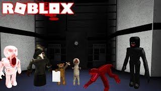 ROBLOX CONTAINMENT BREACH | ROBLOX SURVIVE THE SCP'S (ROBLOX SCP SURVIVAL)
