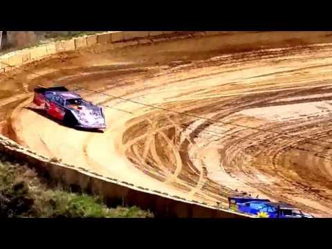 Practice at Wartburg Speedway Darrick York #7 (3-19-16)