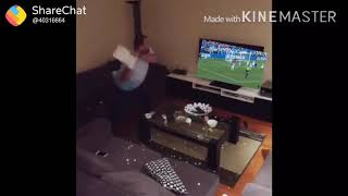 Football fans funny reaction|Gaming World