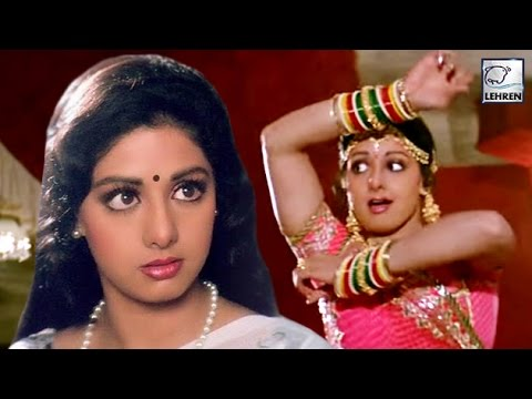 Story Behind Sridevi's Chandni Song Mere Haathon Mein?