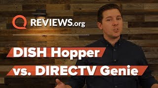 DIRECTV Genie vs. DISH Hopper Review 2018 | Comparing DVR Storage, Pricing, and More