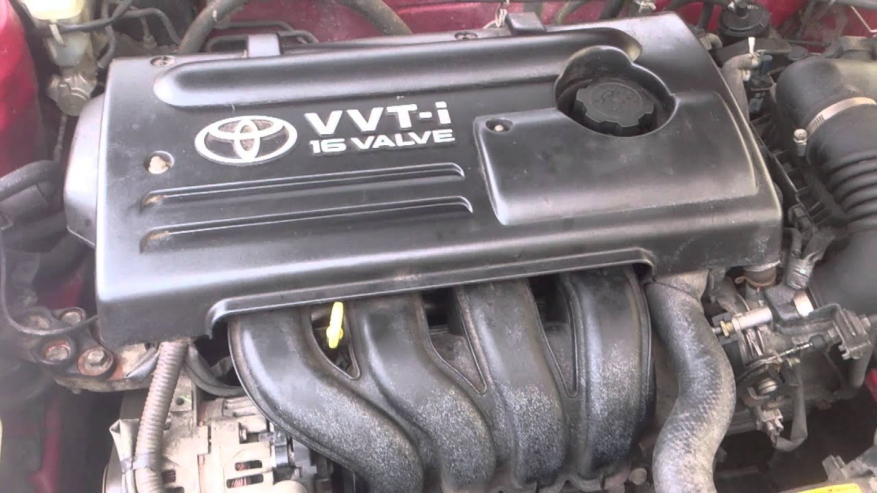 toyota corolla vvti intake manifold noise and fix