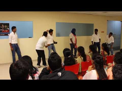 Tamil humor skit - Office