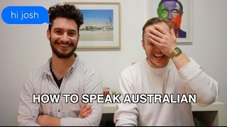 How to speak Australian : Abbreviate Everything
