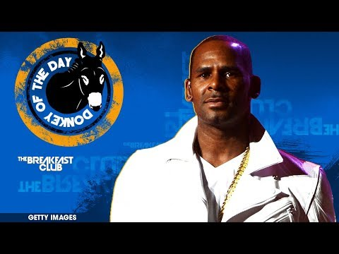 Charlamagne Breaks Down The R. Kelly Situation During Donkey Of The Day
