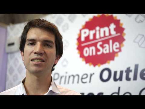 Print on Sale en Print Santiago 2016