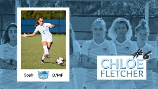 Chloe Fletcher - Daytona State Soccer Player Highlight
