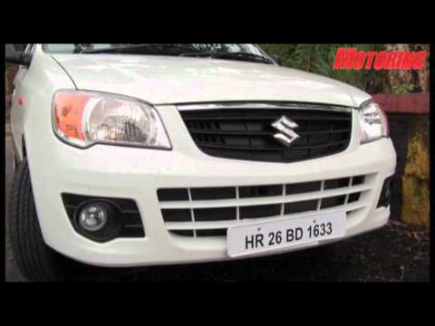 Maruti Suzuki Alto K10 - Two Minute Review - BSMotoring webTV