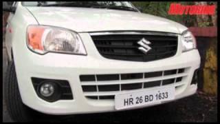 Maruti Suzuki Alto K10 - Two Minute Review - BSMotoring webTV