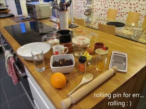 Chelsea Buns Video Recipe - Inspired by Great British Bake Off