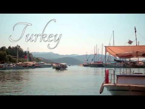 Turkey 2016 - travel to Lykia Kas/Antalya