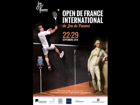 Mens Doubles Final: International Real Tennis French Open