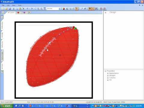 digitize-a-football-using-stitchpro-sti-software