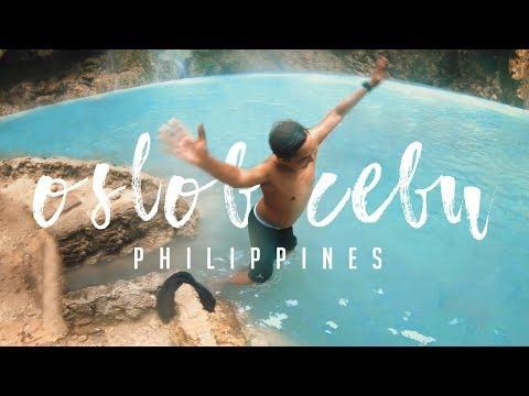 Sobrang Lamig! Tumalog Falls, Oslob Cebu