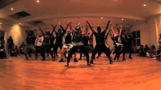 Laure Courtellemont RAGGA JAM DANCEHALL - TIL IT BUCK Dance video