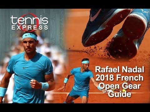 new style 0025c 707e5 Rafael Nadal 2018 Paris Gear Guide   Tennis Express
