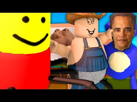 ROBLOX MEME DUNGEON...