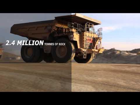 Scorpio Gold Corporation - Mineral Ridge Mine
