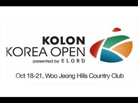 Kolon Korea Open - Day 2