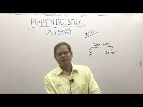 L. 51. PHARMA INDUSTRY IN INDIA గురించి
