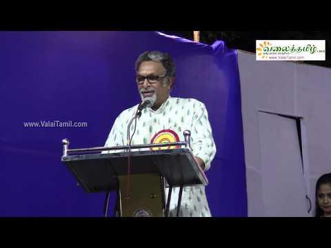 புத்தகம் எப்படி என்னை மாற்றியது?, நடிகர் நாசர் | Actor Nassar | Chennai Book Fair 2019