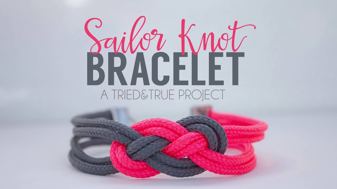 a bracelet image guide nautical college s tag photo crafty girl rope to procrastination