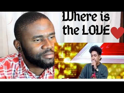 Where Is The Love - กบ   The X Factor Thailand    REACTION