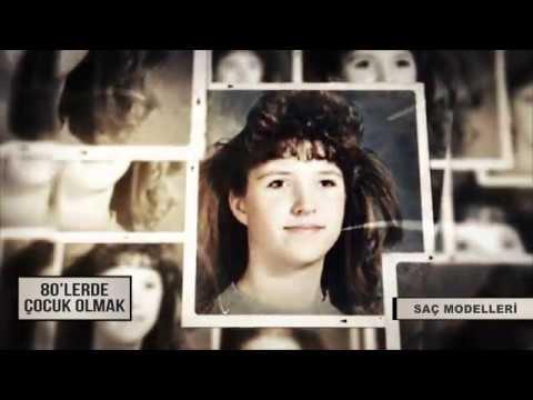80'LERDE ÇOCUK OLMAK | Saç Modelleri