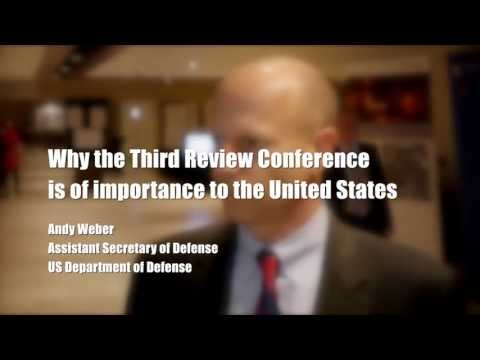 Andy Weber, US Department of Defense