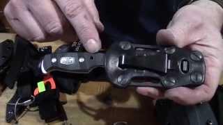 Buck OPS Boot Knife (New) - SHOT Show 2015