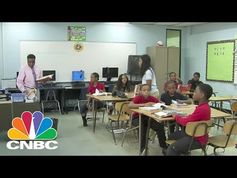Teaching Shortage Widening To Detroit, Michigan | CNBC