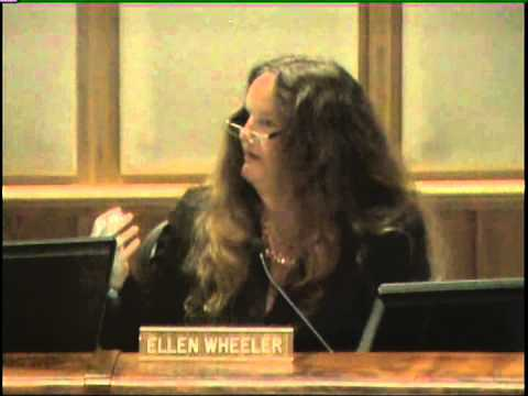 Mountain View - Whisman School Board District Meeting - August 18, 2015