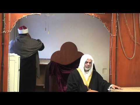 Shaykh Yusuf Abu Sneina - Wolverton Mosque - Part 1