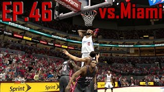 vuclip NBA 2K13 My Career - Craziness Against Miami | RTHOF EP.46