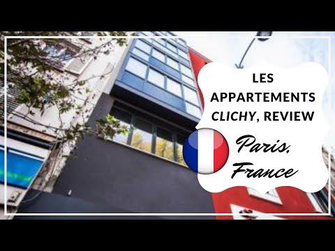 Les Appartements, Clichy-la-Garenne, 1 Bed Apartment/Appartement 1 chambre, Paris France