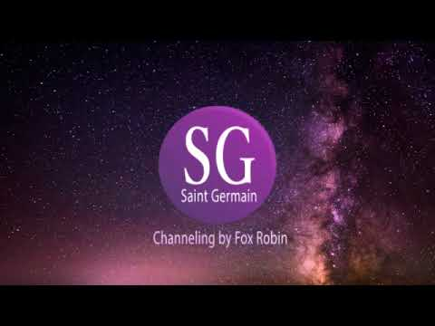 Saint Germain Channeled by Fox Robin May 15 2017