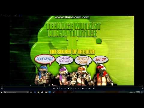 Opening To Teenage Mutant Ninja Turtles Ll: Secret Of The Oze 2002 DVD (2010 Reprint)