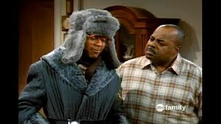 Family Matters- Steven moving to Russia