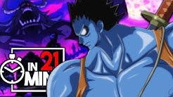 ONE PIECE 'THRILLER BARK' ARC IN 21 MINUTEN