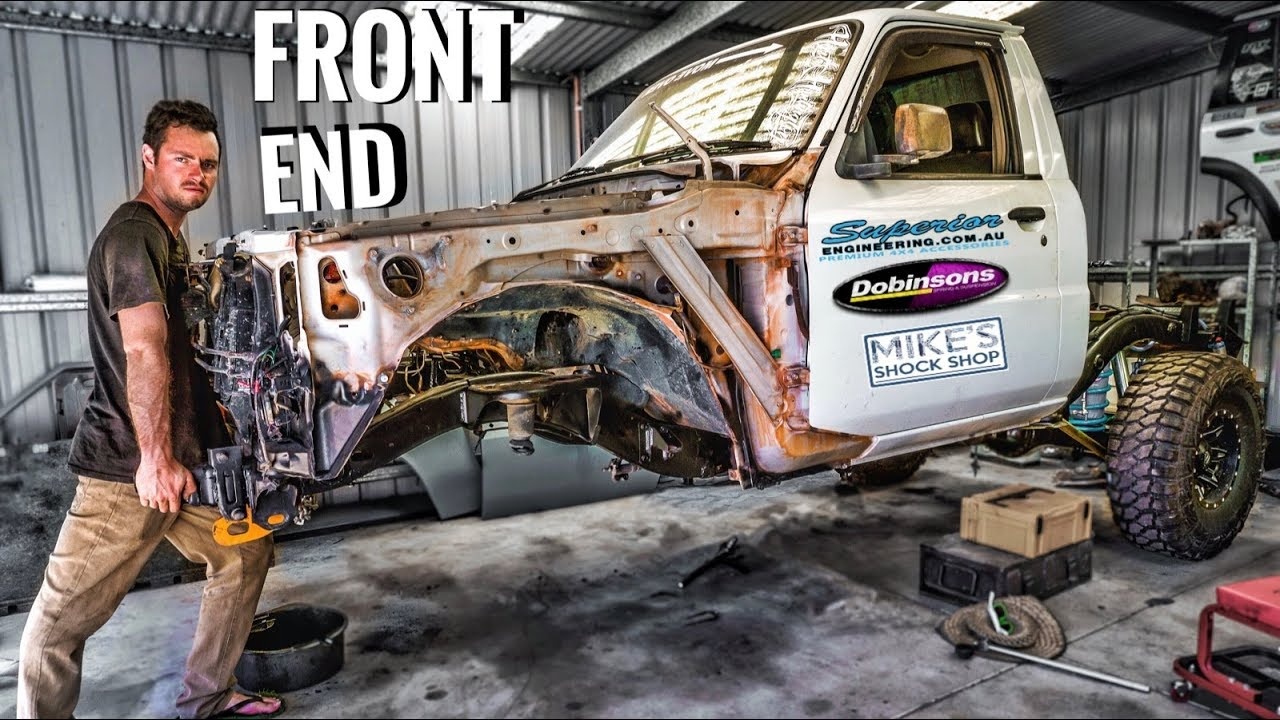 BUILT NOT BOUGHT Ep 6    You've Never Seen Suspension This Strong