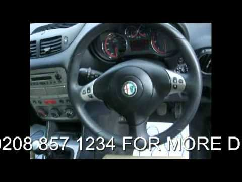 for sale 2008 57 alfa romeo 147 1 9 collezione 2008 5speed manual rh youtube com