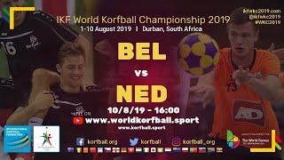 IKF WKC 2019 BEL-NED