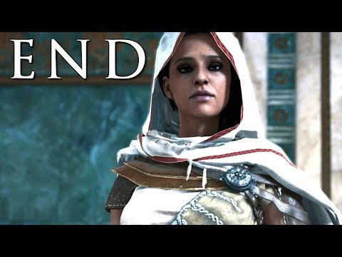 ASSASSIN'S CREED ORIGINS ENDING / FINAL BOSS - Walkthrough Gameplay Part 26 (AC Origins)
