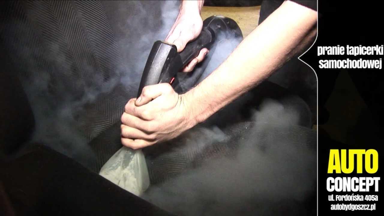 Pranie Tapicerki Samochodowej Mycie Wnętrza Czyszczenie