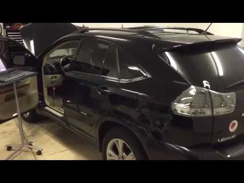 Toyota & Lexus Hybrids - Computer Hydraulic Brake System Bleed after Brake Pad Replacement