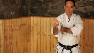 How to Do a Reverse Punch | Karate Lessons
