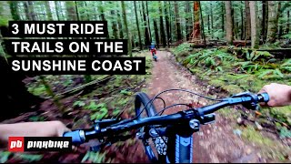 3 Must Ride Trails on the Sunshine Coast, British Columbia | Local Flavors