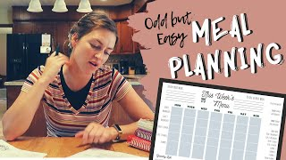 Meal Planning: A STRANGE Yet SIMPLE Method + Cook Supper with Me