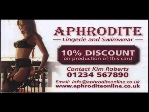 Aphrodite Online Lingerie Shop Preston