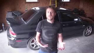 EVO Vlog #11 - Exhaust / Injectors / E-85